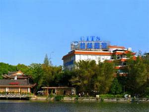 The office building of CITS Guilin