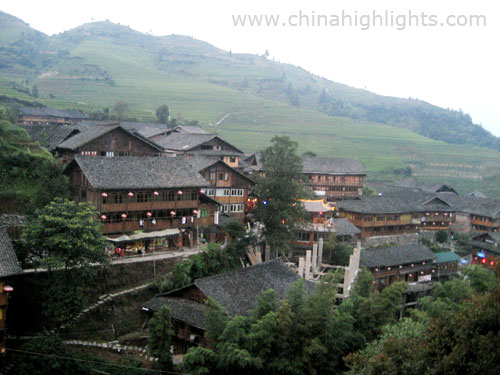 Pingan Stockaded Village