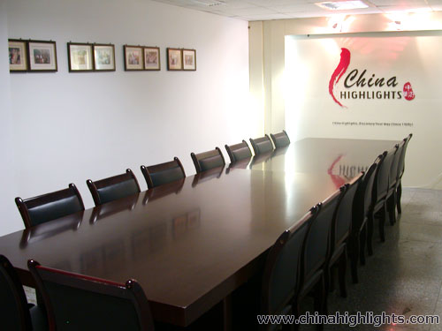 China Highlights Meeting Room