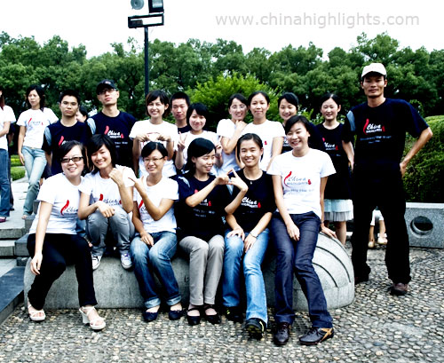 China Highlights English In-Direct Sales Team