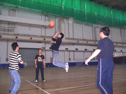 Office Volleyball Competition 6