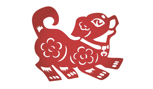 Year of the Dog, Chinese Zodiac signs for 1946, 1958, 1970