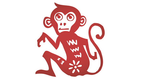 Year of the Monkey (1980, 1992, 2004, 2016, 1968, 2028): Zodiac Luck