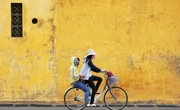 Vietnam Youth Biking