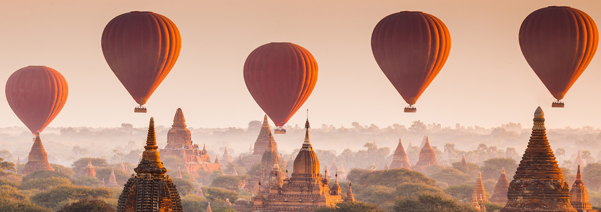 Balloon in Myanmar