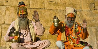 China, Nepal, and India tour India