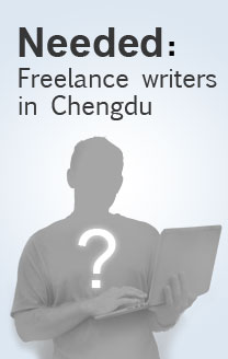 Freelance writers in Chengdu wanted