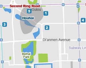 Houhai Area