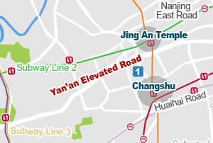 Changshu map