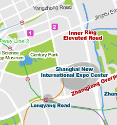 Hotels around Shanghai New International Expo Center
