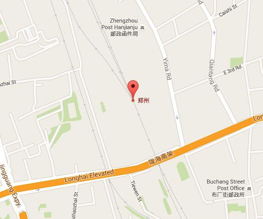Zhengzhou Railway Station