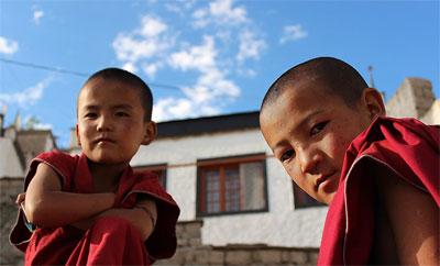 Tibetan Tour by train