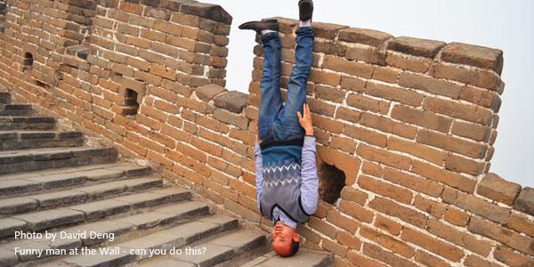 Mutianyu Great Wall Hiking