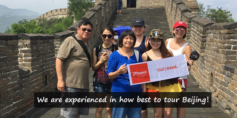 We are experienced in how best to tour Beijing