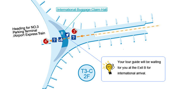Airport Map