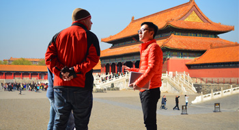 One-day In-depth Beijing Forbidden City Heritage Discovery