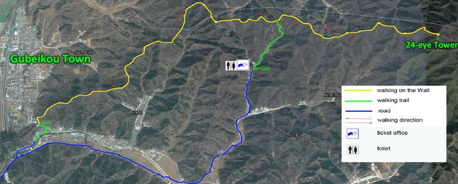 gubeikou-hiking-route Map A Drive Windows on network drive, net use map drive, map program,