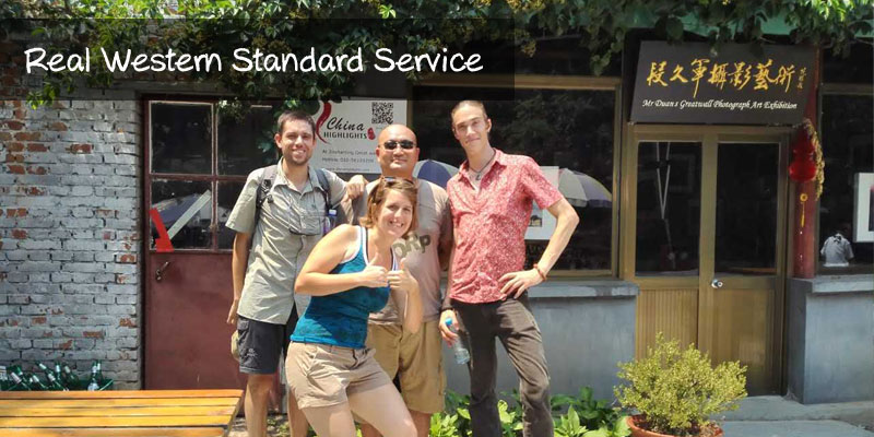 Real Western Standard Service