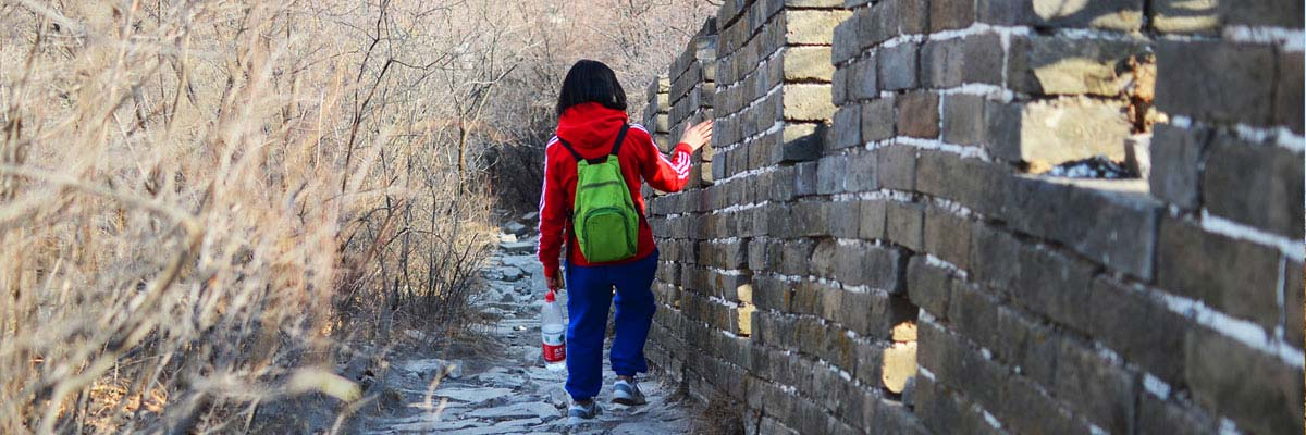 Hiking the Jiankou Great Wall