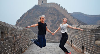 great wall touring