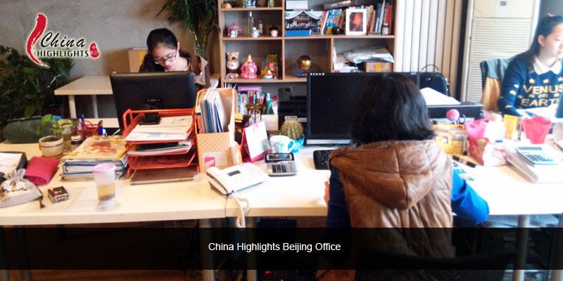 China Highlights Beijing Office
