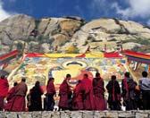 Gandan To Samye Monastery Trekking