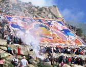 Tibet Shoton Festival Tour