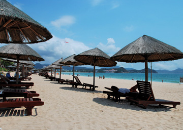 Sanya Beach Holiday