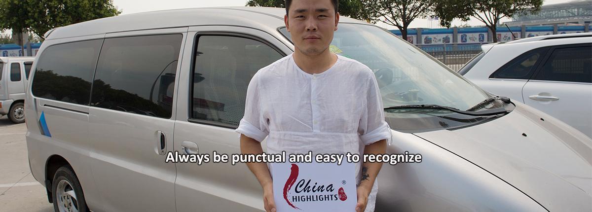 Always be punctual!