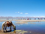 Lake Namtso, Tibet