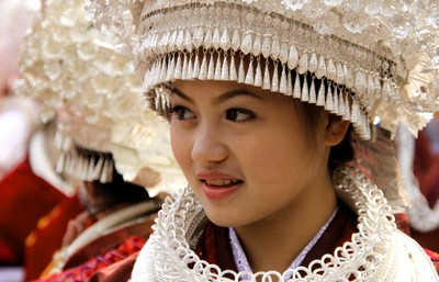 Guizhou Minority People