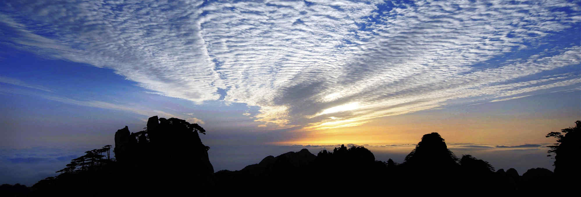 One-Day Huangshan Yellow Mountain Tour