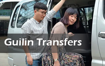 One-Way Private Transfer Between Guilin Airport (Train Station) and Your Hotel in Guilin or Yangshuo