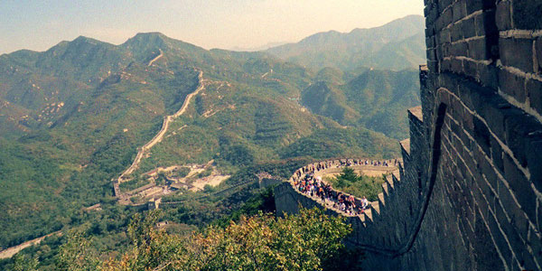 Badaling Great Wall and Ming Tombs Beijing Day Group Tour