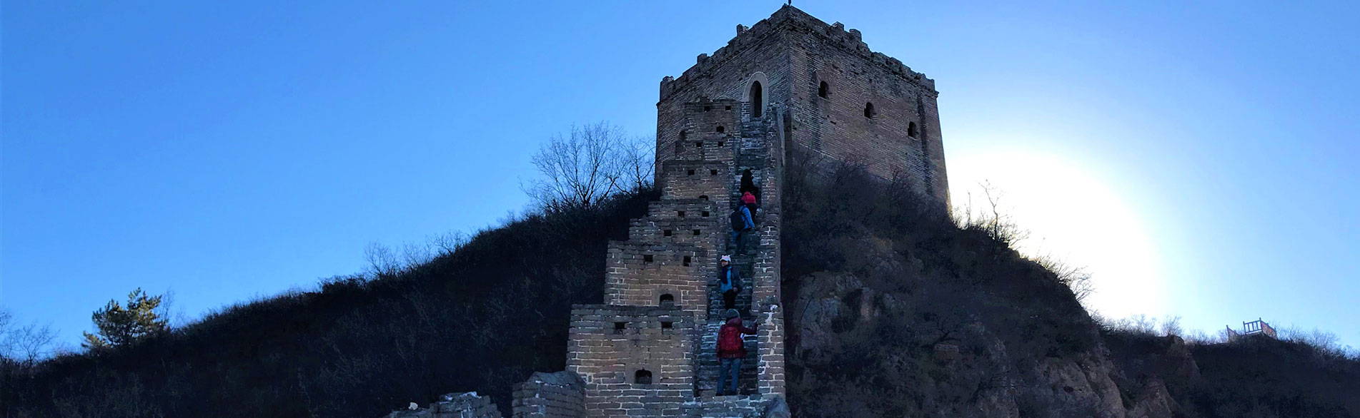 One-Day Simatai West to Jinshanling Great Wall Hiking Tour
