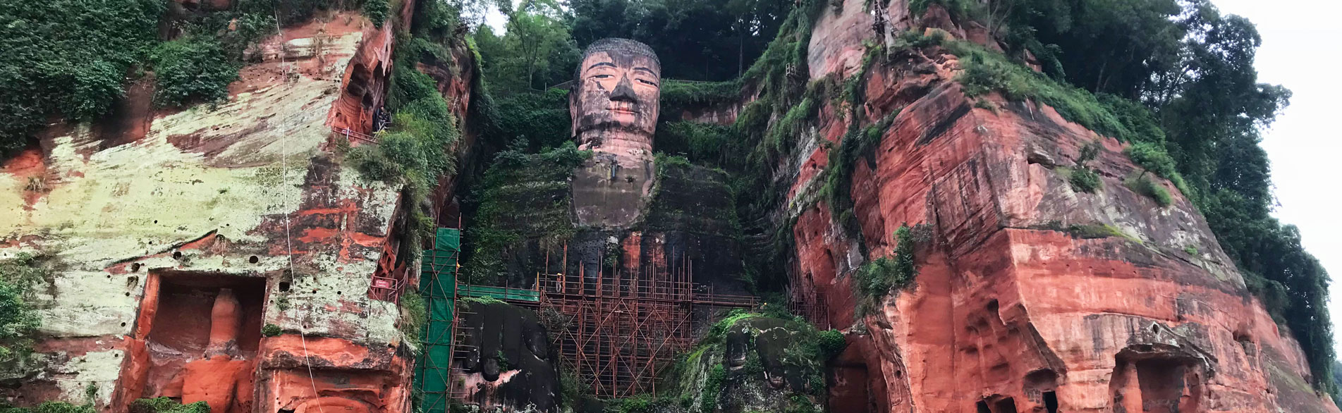 One-Day Leshan Giant Buddha and Tea Terrace Tour