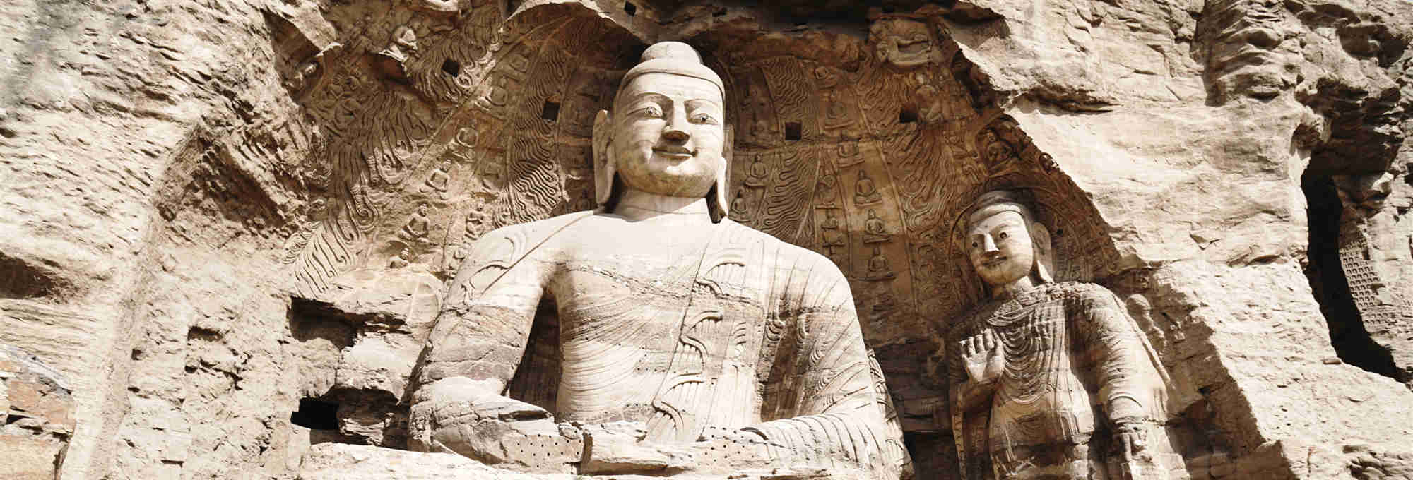 One-day Datong Yungang Grottoes and Hanging Monastery Private Tour