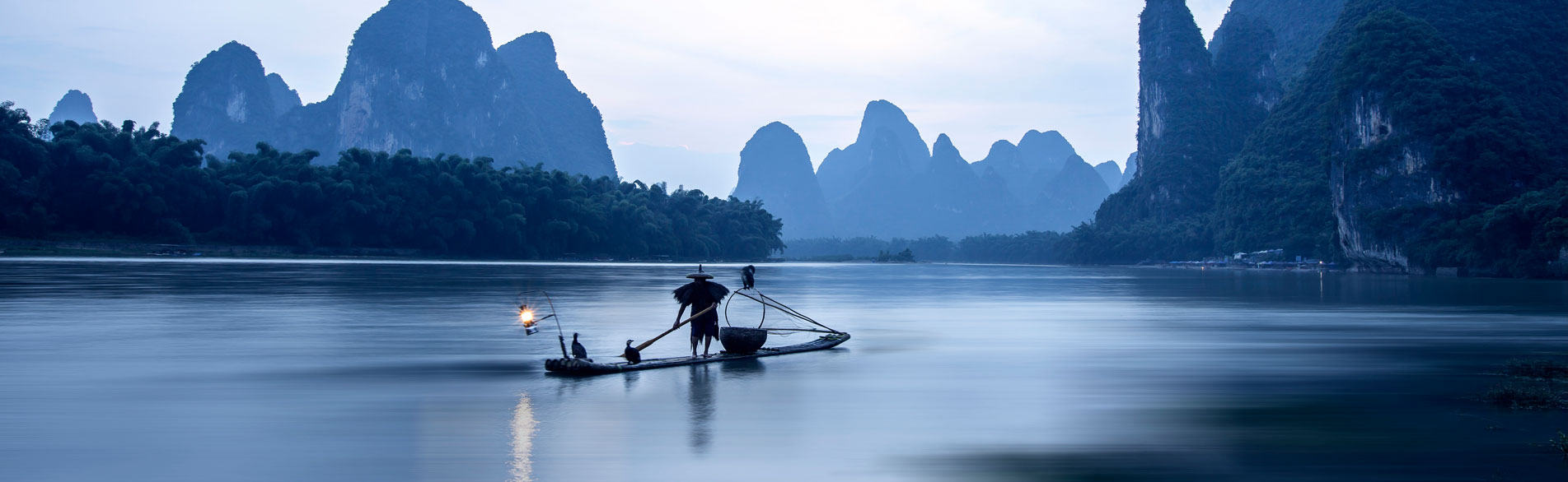 One-Day Yangshuo and Li River Highlights Tour