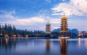 One-Day Guilin City Highlights Tour