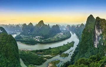 桂林現地ツアー