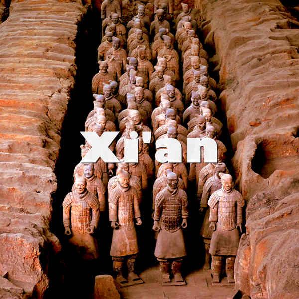 Xi'an Day Tours