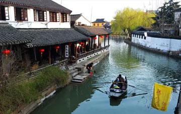 上海現地ツアー