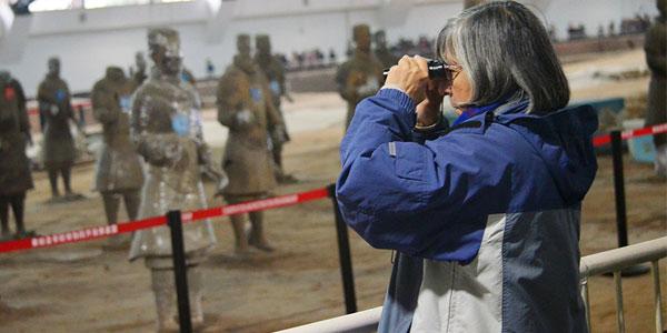 Half-Day Xi'an Terracotta Warriors Discovery Tour