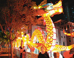 Mid-Autumn Festival in Philippine