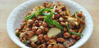 Chinese Dishes More Cooking Recipes Kung Pao Chicken