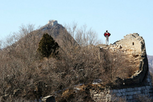 the Jiankou Great Wall