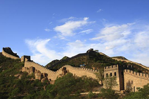 the Badaling Great Wall