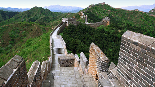 3-day Jiankou to Jinshanling Great Wall hiking