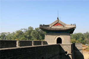 the Shanhaiguan Pass