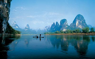 Li river landscapes